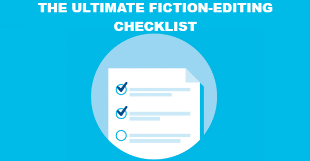 Get The Ultimate Editing Checklist—Free !